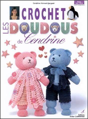Cendrine Armani Jacquet   Crochet   Les Doudous De Cendrine