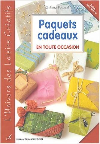 Juliette Poussel - Paquets cadeaux en toute occasion