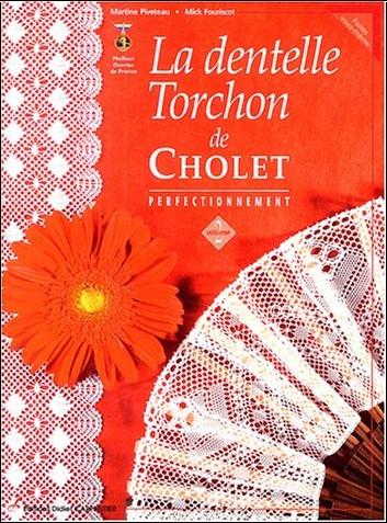 Mick Fouriscot - La dentelle Torchon de Cholet : Volume 2, Perfectionnement