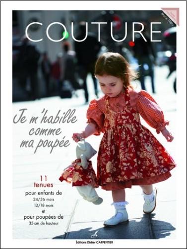 Marie Théry - Couture : Je m'habille comme ma poupée
