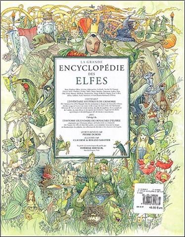 Pierre Dubois - La Grande Encyclopédie des elfes