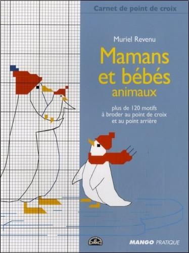 Muriel Revenu - Mamans et bébés animaux