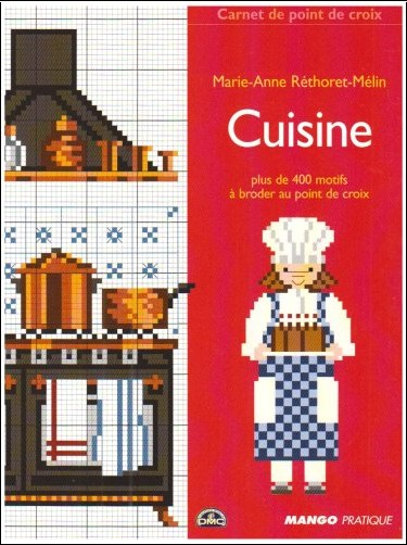 Marie-Anne Réthoret-Mélin - Cuisine