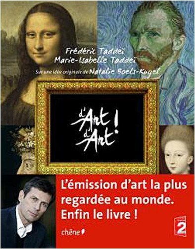 Frédéric Taddeï - D'Art D'Art