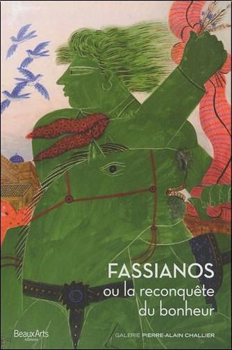 Patrick Amine - Fassianos ou la reconquête du bonheur