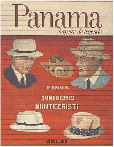 Martine Buchet - Panama : Chapeau de légende