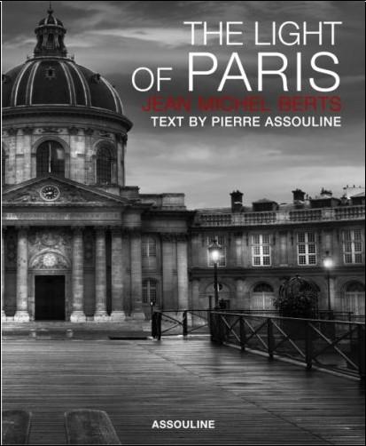Jean-Michel Berts - La lumière de Paris