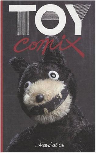 Les arts décoratifs - Toy Comix : Une exposition dans la galerie des jouets du musée des Arts décoratifs