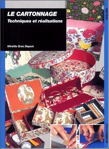 M. Gras-Depoix - Cartonnage technique et réalisation