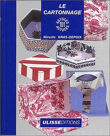 Mireille Gras Depoix - Cartonnage