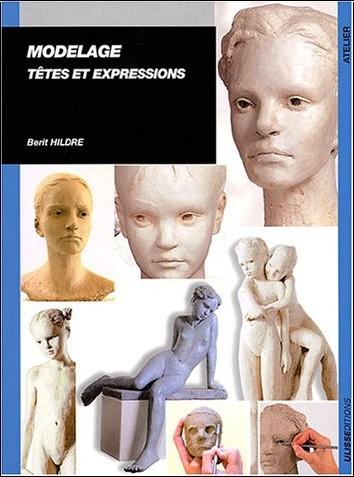 Berit Hildre - Modelage, têtes et expressions