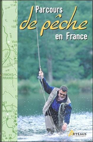 Hervé Chaumeton - Parcours de pêche en France