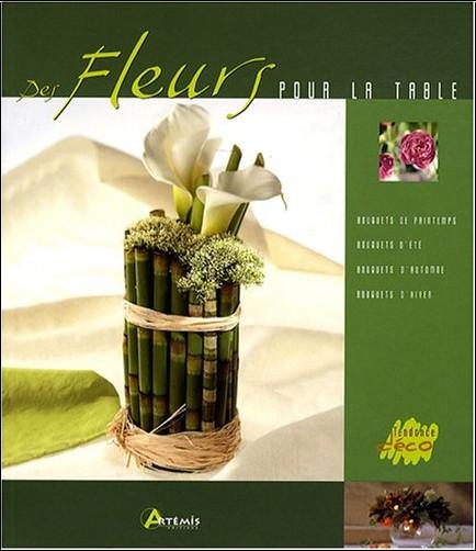 Hervé Chaumeton - Fleurs pour la Table