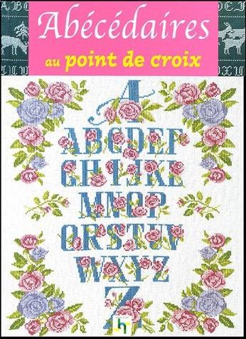 Abcdaires au point de croix editions de saxe livres - Edition de saxe ...