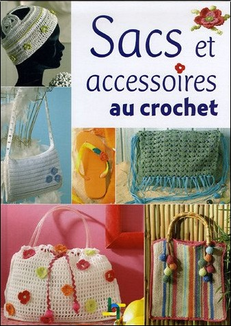 Céline Poncet - Sacs et accessoires au crochet