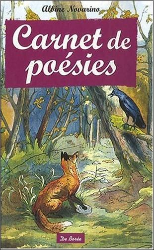 Novarino Albine - Carnet de Poesies