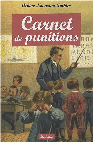 Novarino Albine - Carnet de Punitions