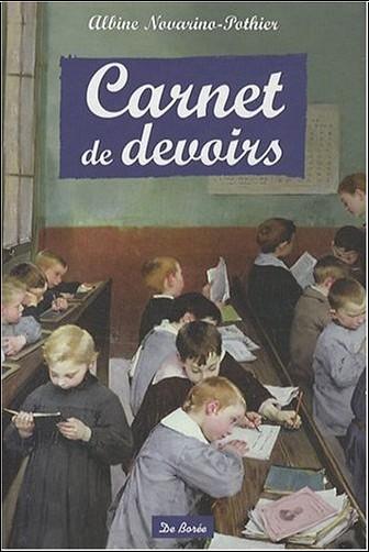 Novarino Albine - Carnet de Devoirs