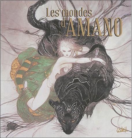 Amano - Les Mondes d'Amano