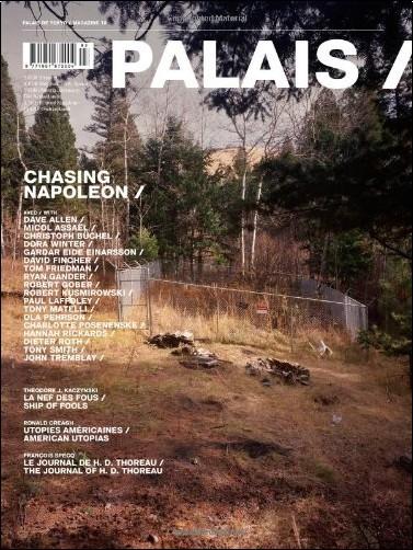 Collectif - PALAIS / Magazine N° 10