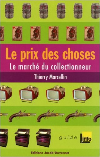 Thierry Marcellin - Le prix des choses