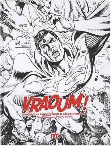David R. Rosenberg - Vraoum ! : Trésors de la bande dessinée et art contemporain