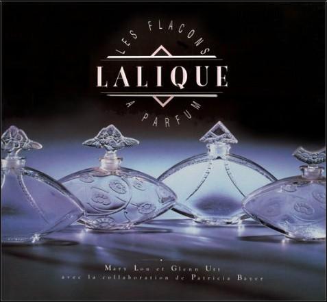 Mary Lou Utt - Les flacons à parfum Lalique