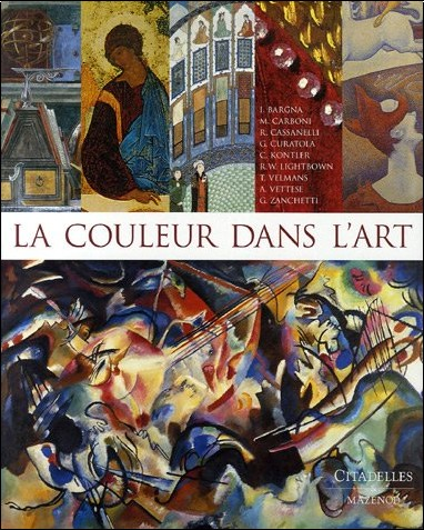 Ivan Bargna - La couleur dans l'art