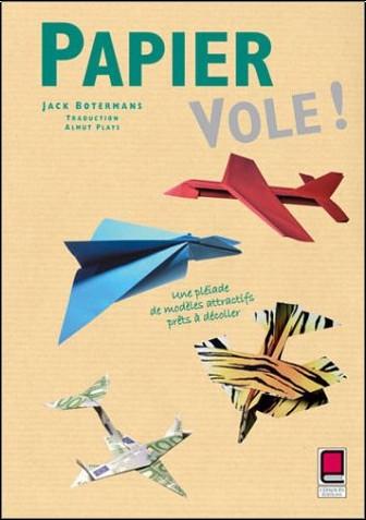 Jack Botermans - Papier vole !