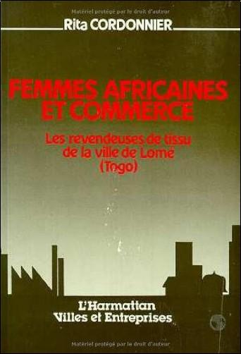 Rita Cordonnier - Femmes africaines et commerce