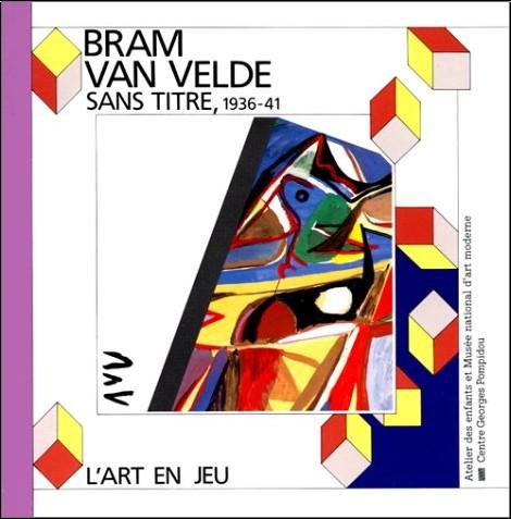 Christophe Domino - Sans titre, 1936-41 : Bram van Velde