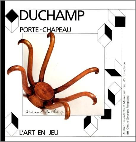 Milos Cvach - Marcel Duchamp, Porte-chapeau