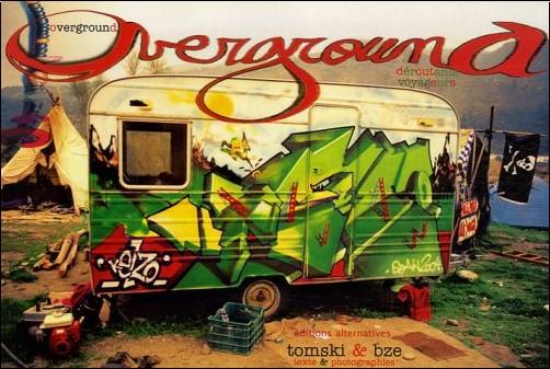Tomski - Overground : Déroutants voyageurs
