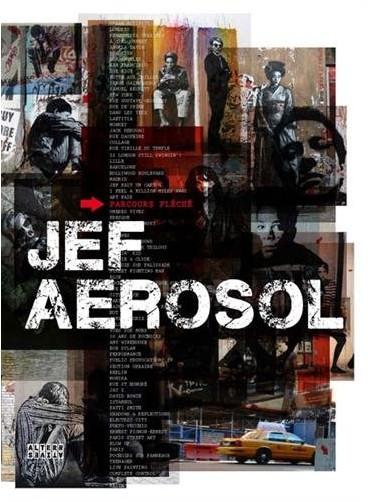 Jef Aérosol - Parcours fléché