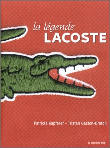 Patricia Kapferer - La Légende Lacoste