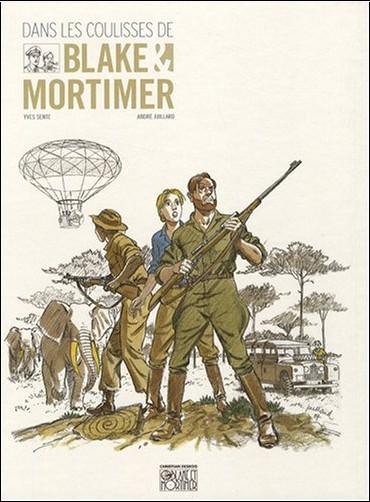 Yves Sente - Dans les coulisses de Blake et Mortimer