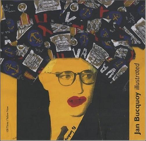 Jan Bucquoy - Jan Bucquoy illustrated 1968-2009 : De l'année érotique à l'année du rat (1Cédérom)