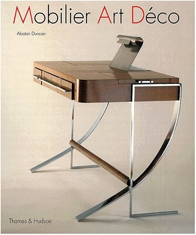 mobilier art dco alastair duncan livres. Black Bedroom Furniture Sets. Home Design Ideas