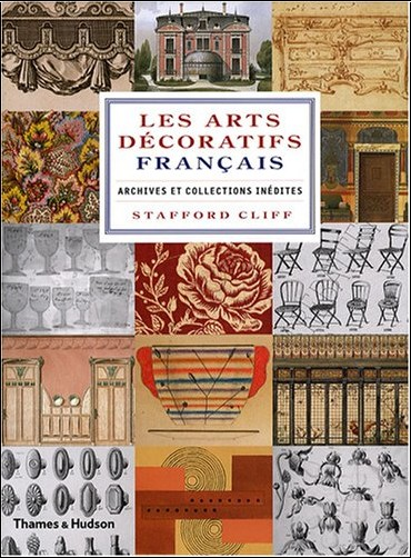 les arts dcoratifs franais stafford cliff livres. Black Bedroom Furniture Sets. Home Design Ideas