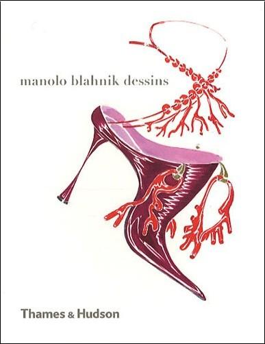 Manolo Blahnik - Manolo Blahnik dessins