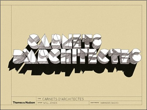 Will Jones - Carnets d'architectes