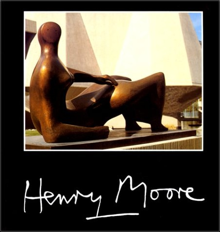 David Mitchinson - Henry Moore, 1989