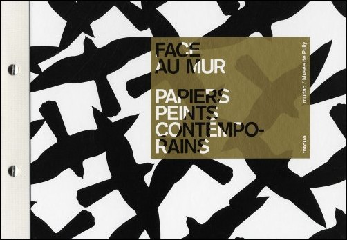 Marco Costantini - Face au mur : Papiers peints contemporains