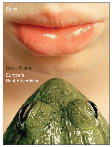 Erik Vervreogen - Epica Book 20: Europe's Best Advertising