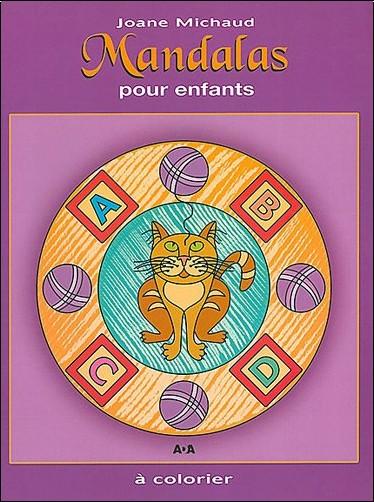 Joane Michaud - Mandalas pour enfants