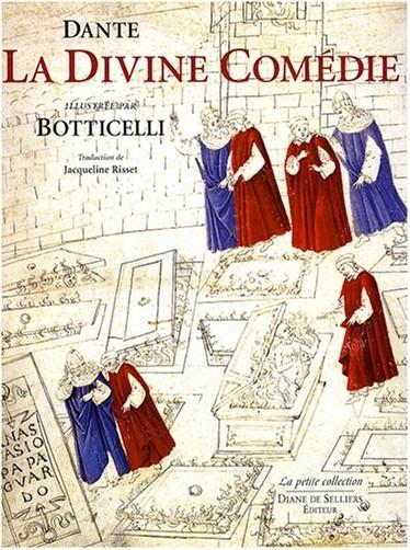 Dante Alighieri - La Divine Comédie de Dante illustrée par Botticelli