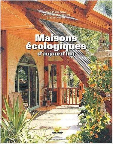 Claude Aubert - Maisons écologiques d'aujourd'hui