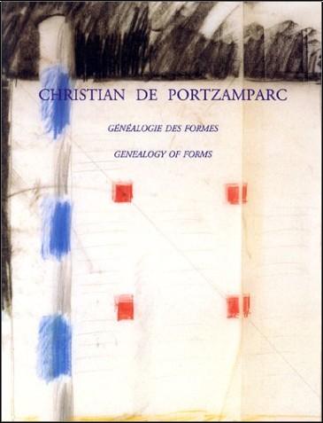 Christian de Portzamparc - Généalogie des formes (français, anglais)