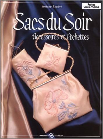 Josiane Leclert - Sacs du soir, accessoires et pochettes
