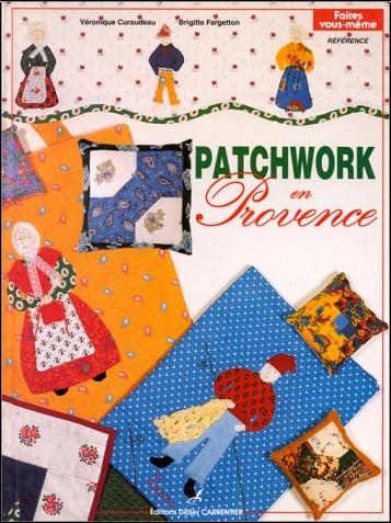 Véronique Curaudeau - Patchwork en Provence